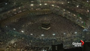 5-day Hajj pilgrimage begins for Muslims around the world