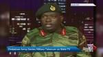 Mugabe under house arrest as military seizes control