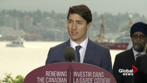 Focus BC: Justin Trudeau announces boost to B.C. economy