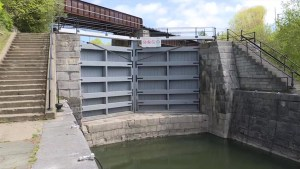 Rideau Canal gets ready to open