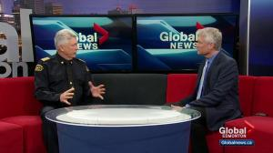 Edmonton fire chief talks about preparing for emergencies