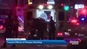 Quebec City tourism affected after mosque massacre