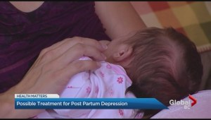 Possible treatment for Postpartum depression