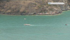 Boaters stirring up toxic chemicals in Kal Lake