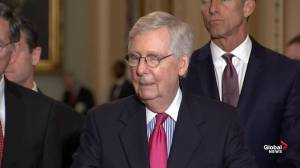 McConnell says Trump is 'not a racist', says everyone must tone down rhetoric