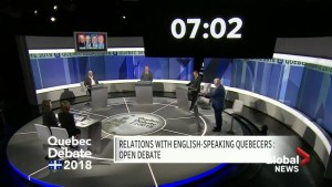 Bonjour-hi debate resurfaces in Quebec