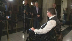Kent Hehr vows to carry on as MP after leaving Liberal cabinet over sexual harassment allegations