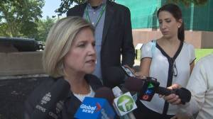 Andrea Horwath opposes PC government's change to Ontario's sex-ed curriculum