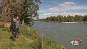 Huge efforts made to protect homes and condos from flooding in Calgary