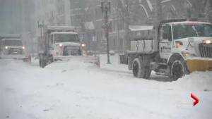 Record-breaking storm continues to slam both Canadian and U.S. east coast