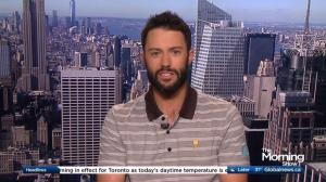 Canadian golfer Adam Hadwin talks about the upcoming President's Cup