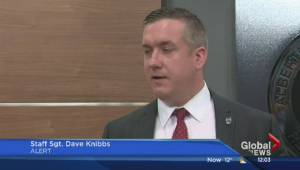 Drug 100 times more powerful than fentanyl seized in Edmonton