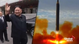 North Korea threatens to restart missile tests