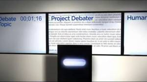 IBM creates A.I. robot to debate with humans
