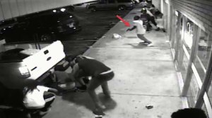 Ferguson police release surveillance video of Sunday night shooting