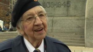 Canadian veterans recall those soldiers who lost their lives in war