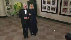 White House state dinner: Canadian Mike Myers arrives