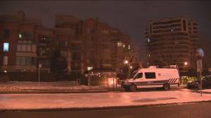 Raw video: Brossard home invasion