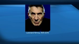 Reflecting on the career of Leonard Nimoy