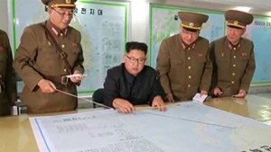 North Korea holds off on Guam missile attack, but launches new war of words with U.S.