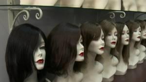 Valuable wigs for B.C. cancer patients stolen