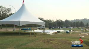 Heritage Festival told by city to vacate Hawrelak Park storage barn