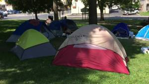 Is there empathy for those in Peterborough's tent city?