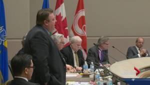 Infrastructure spending shortfall in Calgary