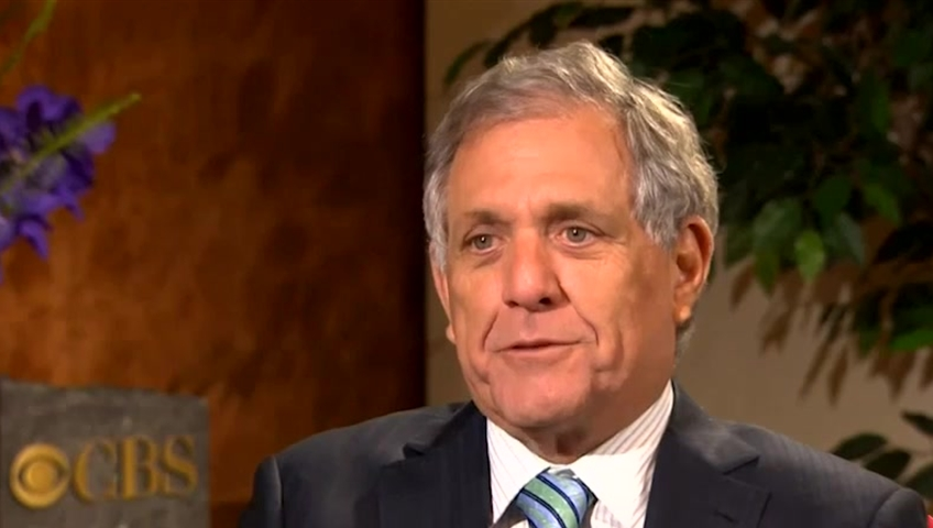 CBS CEO Les Moonves Sexual Misconduct Allegation 'Taken Seriously' Says Network