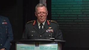 Canadian Forces see sharp increase in reports of inappropriate sexual behaviour over last year