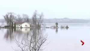 Day three of flooding in Saint John threatens to cut off access to 600 homes
