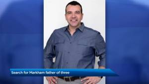 Search for Markham father of three