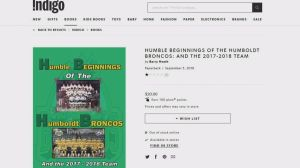 Some families of Humboldt Broncos players urge public not to buy new book