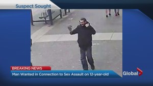 Man wanted for sex assault in Victoria