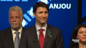 'It will get built': Trudeau defiant in Trans Mountain pipeline construction