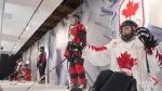 New Olympic Team Canada hockey sweaters unveiled