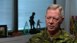 Canada's military responding more to the significant threat of natural disasters: Vance