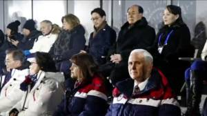 South Koreans angry over focus on north at Winter Olympics