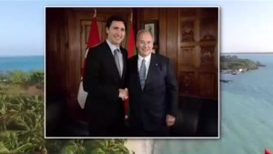 Trudeau answers 10/39 questions on Aga Khan trips