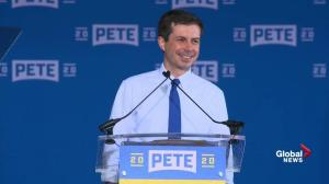Pete Buttigieg officially announces 2020 presidential run