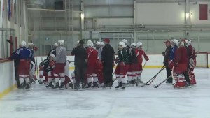 Big weekend for the RMC hockey Paladins