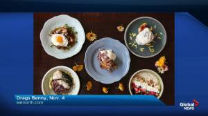 Eat North presents 'Drags Benny' in support of Pride Winnipeg