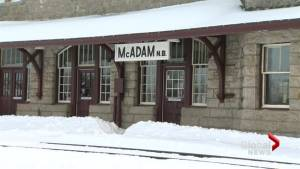 Earthquakes rattling residents in McAdam, NB