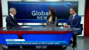 Should Jody Wilson-Raybould be allowed to speak on the SNC-Lavalin case?