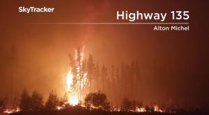 Saskatoon weather outlook: lightning, wind and fires within 1km of communities