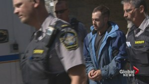 Christopher Garnier pleads not guilty to murder of Catherine Campbell, jury selection underway
