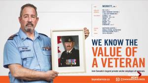 Commissionaires office pairs veterans with jobs