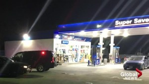 Kelowna gas stations robbed back-to-back