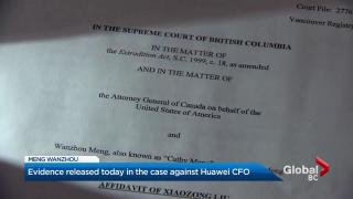 Court Documents Reveal Details Of Huawei Cfo S Vancouver Connection