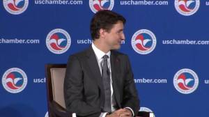 Prime Minister Trudeau asked if he plans to take action to help Canada's energy sector